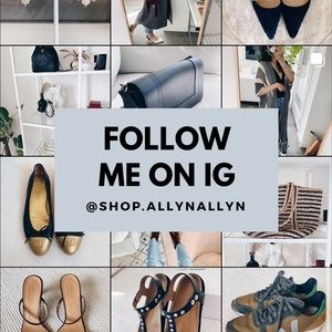 I'm finally on IG! Followers get automatic 10% off